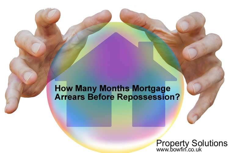 Bowfin property solutions in Dorset and Hampshire - How Many Months Mortgage Arrears Before Repossession in the UK