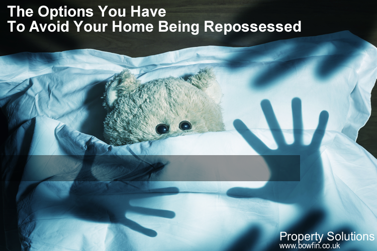 The options you have to avoid your home being repossessed