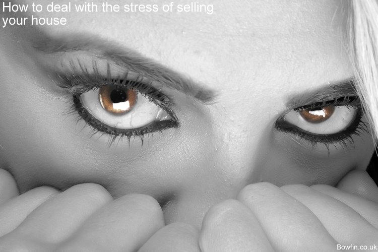 How to deal with the stress of selling your house
